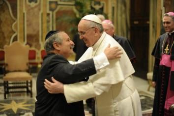Pope and Rabbi