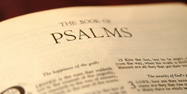 book-of-psalms